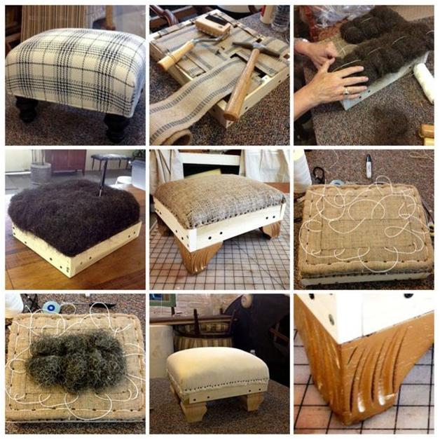 Услуга по перетяжке мягкой мебели